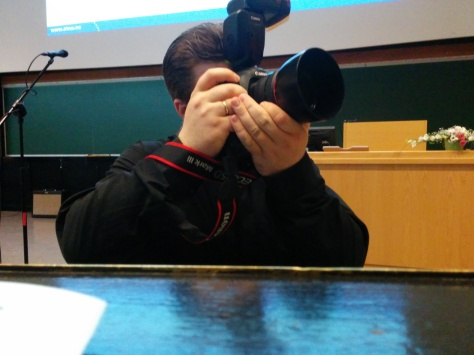 the man behind the #camera @idintnu @imentnu @ntnu